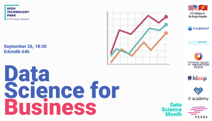 Meetup: Data Science for Business Sector