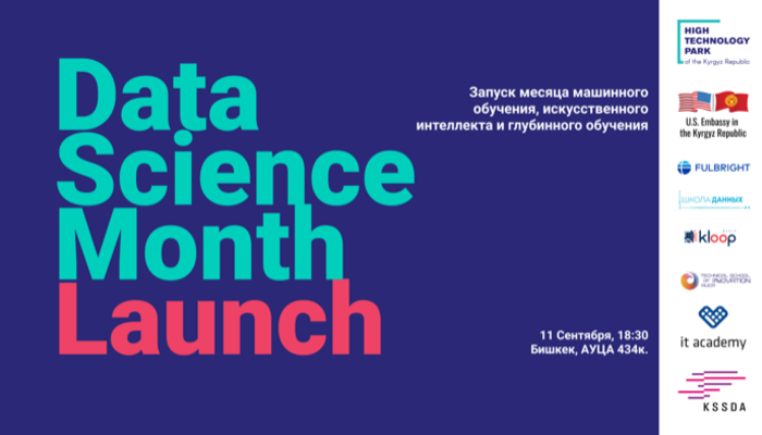Data Science Month Launch