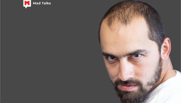 """Mad Talks. """"Путь начинающего DevOps'a"""""""
