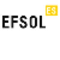 EFSOL - Machine Learning Engineer Senior